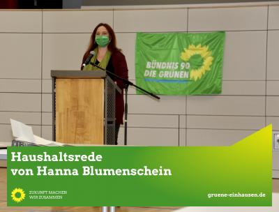 Hanna Blumenschein